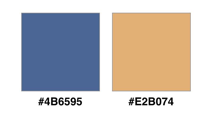 Brand-Colours